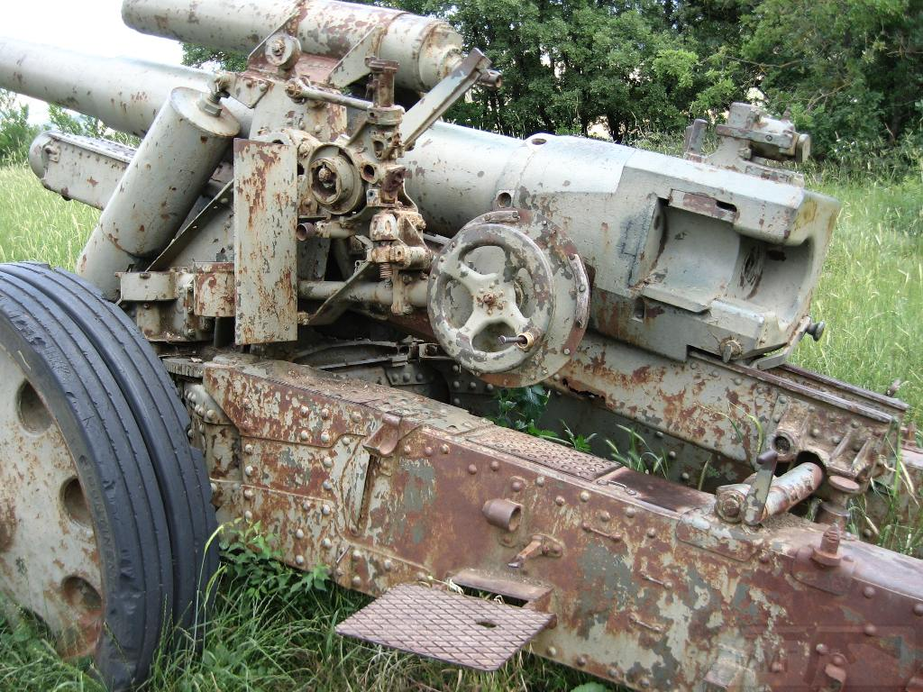 5194 - Немецкая артиллерия Севастополь 2011