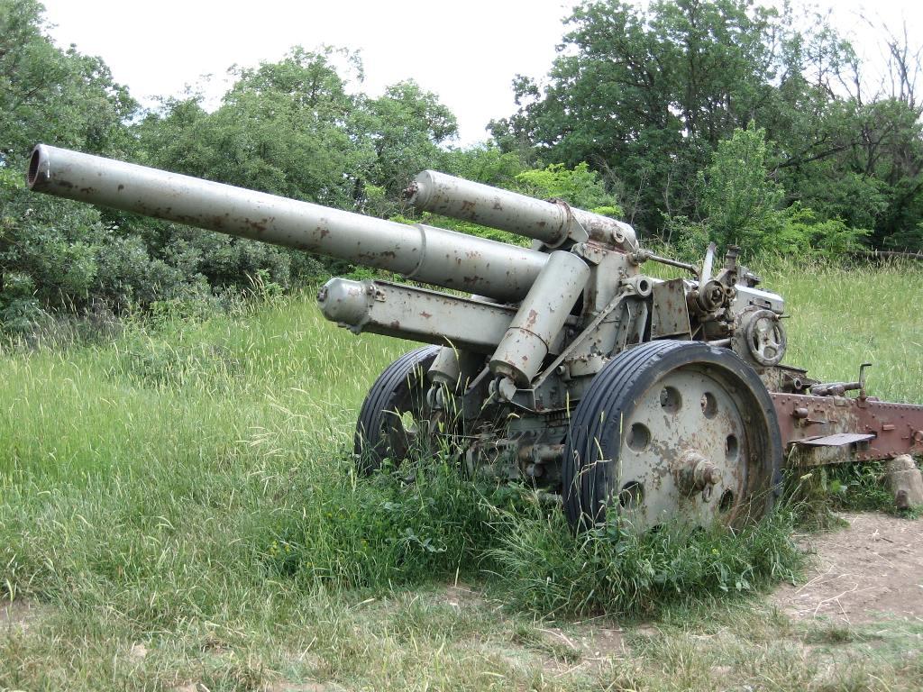 5196 - Немецкая артиллерия Севастополь 2011