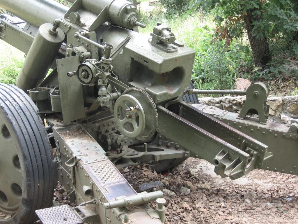 5199 - Немецкая артиллерия Севастополь 2011