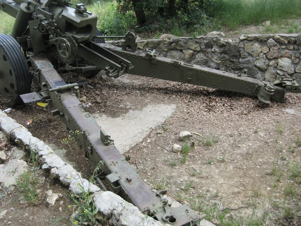 5200 - Немецкая артиллерия Севастополь 2011