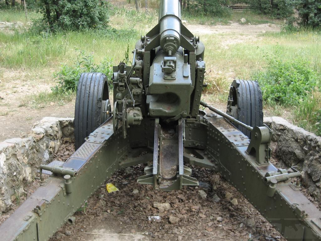 5201 - Немецкая артиллерия Севастополь 2011