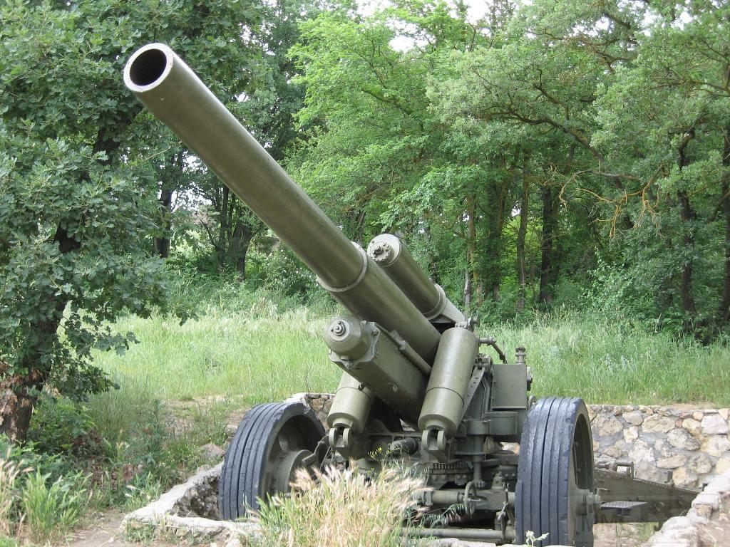 5202 - Немецкая артиллерия Севастополь 2011