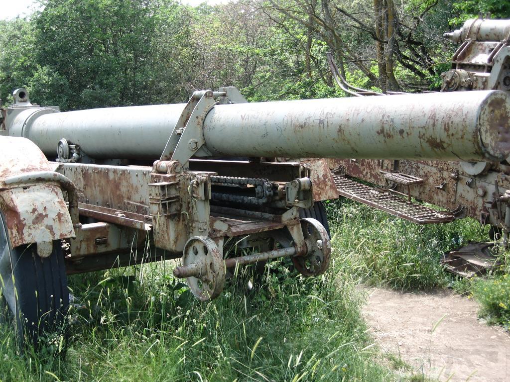 5203 - Немецкая артиллерия Севастополь 2011