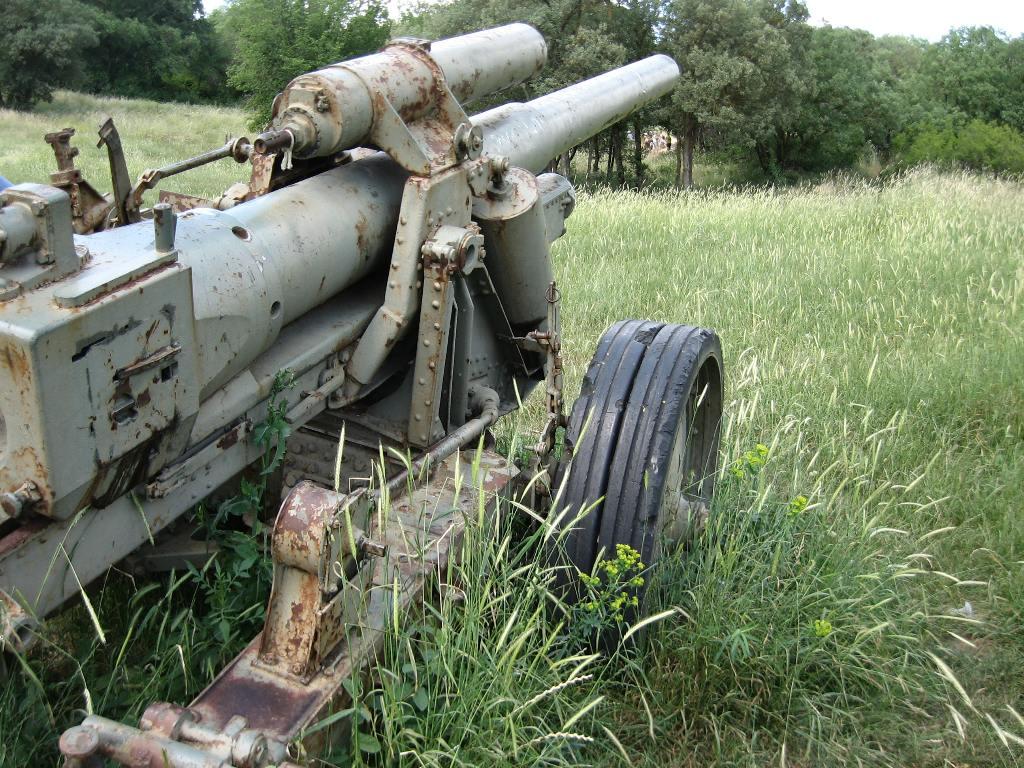 5205 - Немецкая артиллерия Севастополь 2011