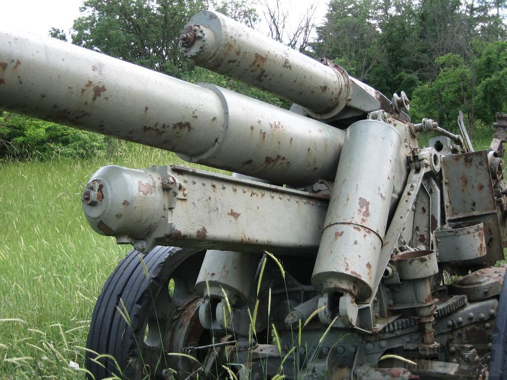 5206 - Немецкая артиллерия Севастополь 2011