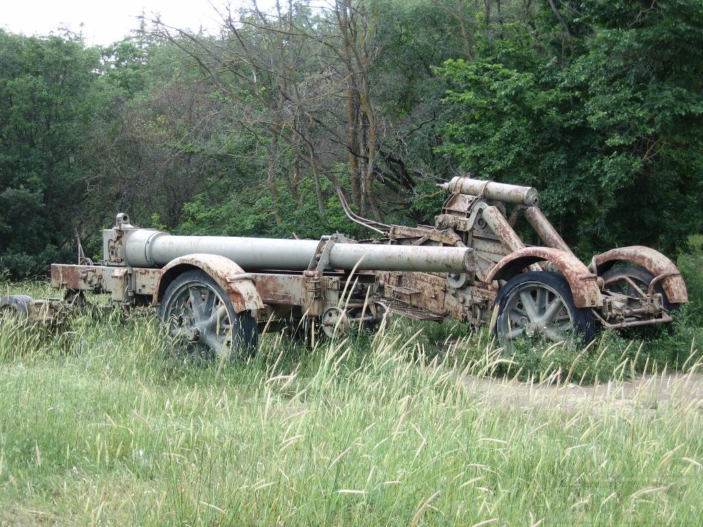 5209 - Немецкая артиллерия Севастополь 2011