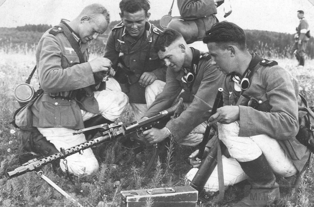 5210 - Все о пулемете MG-34 - история, модификации, клейма и т.д.