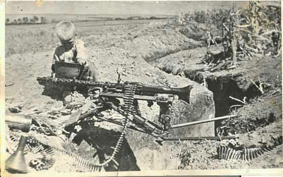 5211 - Все о пулемете MG-34 - история, модификации, клейма и т.д.