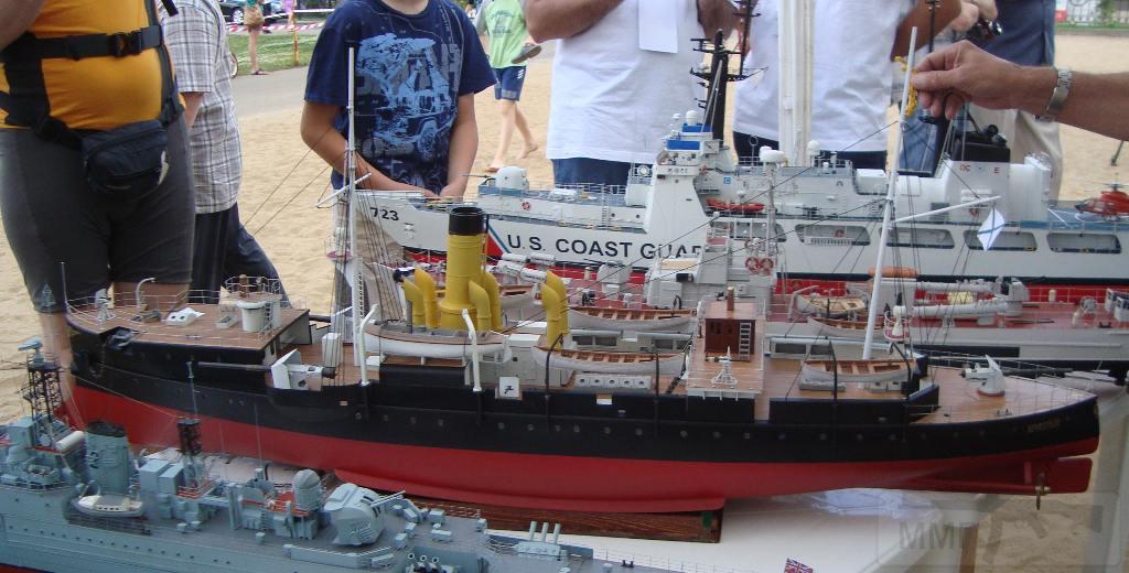 5216 - Плавающие модели в 100-м масштабе