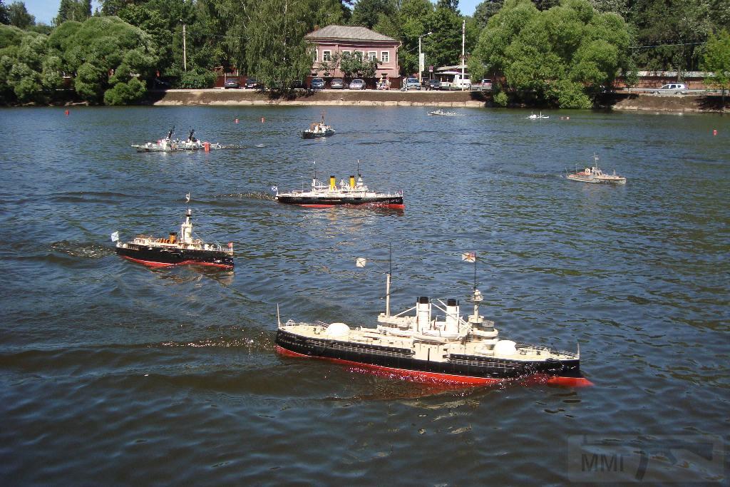 5217 - Плавающие модели в 100-м масштабе