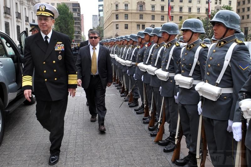 5239 - Военный парад в Чили
