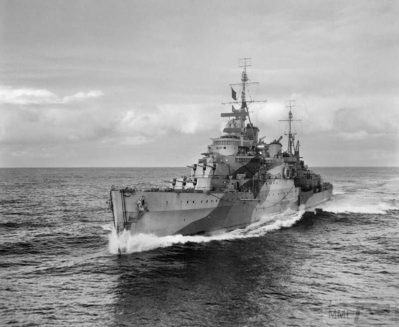 52419 - Ливерпуль в походе февраль 1942