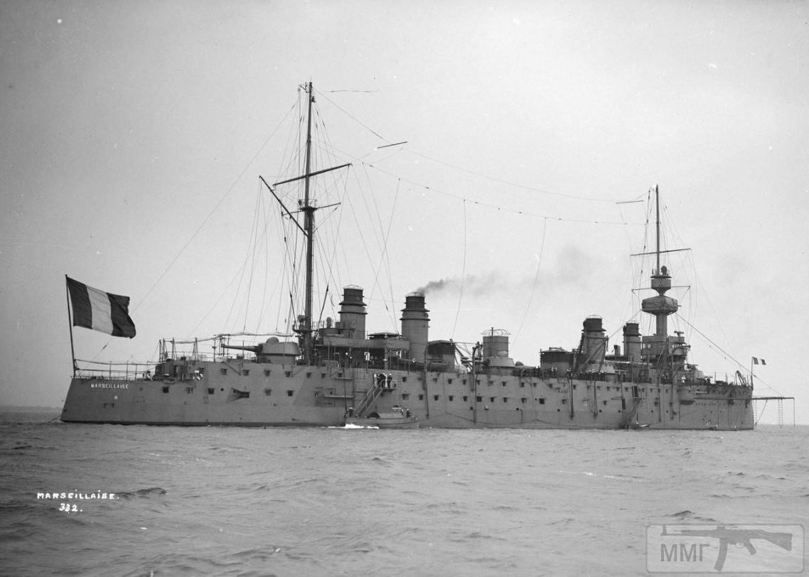 52492 - Броненосный крейсер Marseillaise