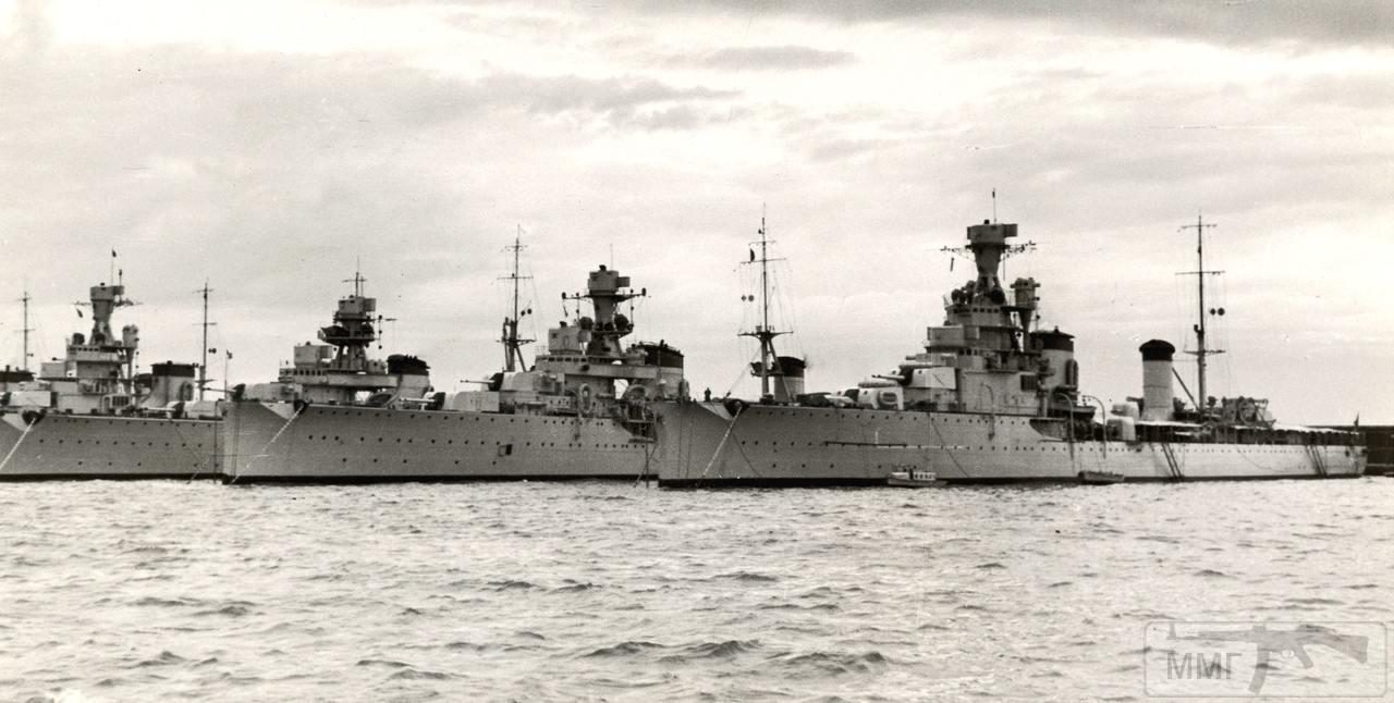 52499 - Regia Marina - Italian Battleships Littorio Class и другие...
