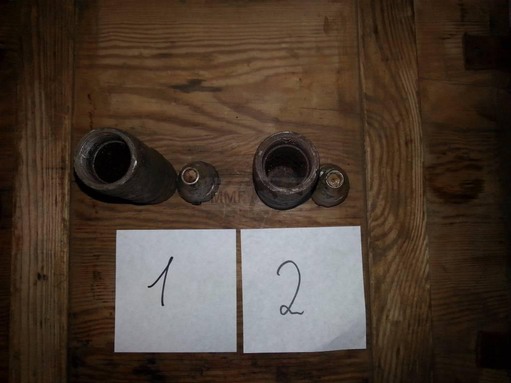 525 - 3,7 см немец(выстрел).2 шт