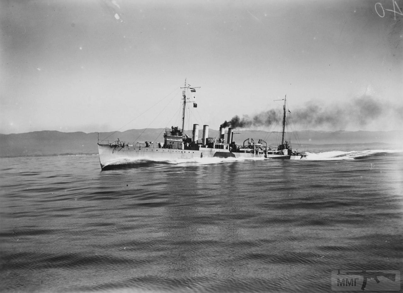 52501 - USS Champlin (DD-104)