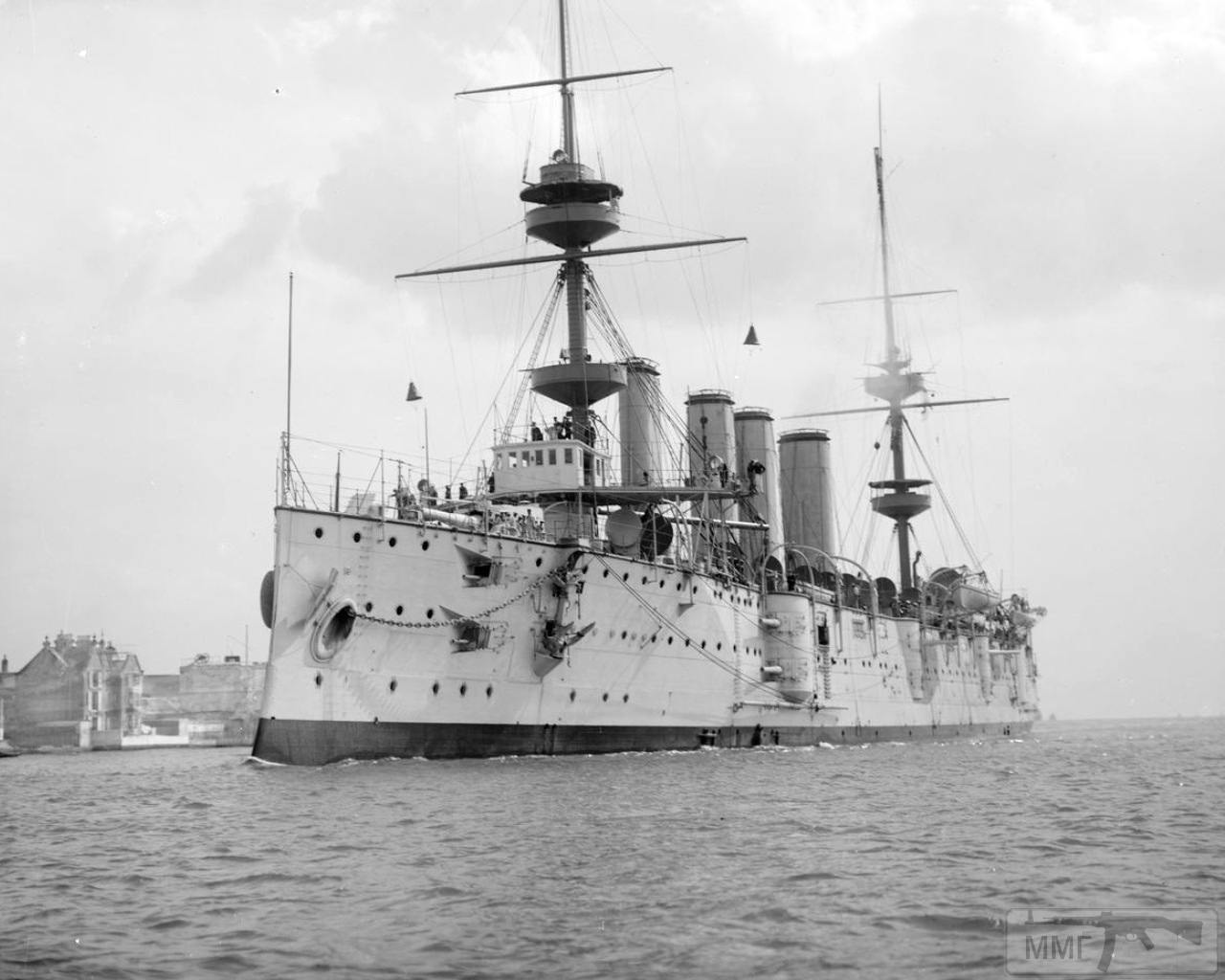 52504 - HMS Terrible