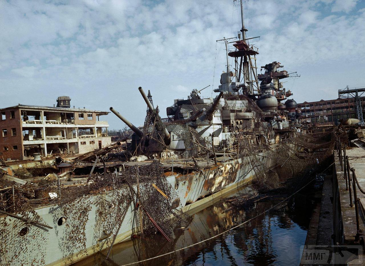 52507 - Тяжелый крейсер Admiral Hipper