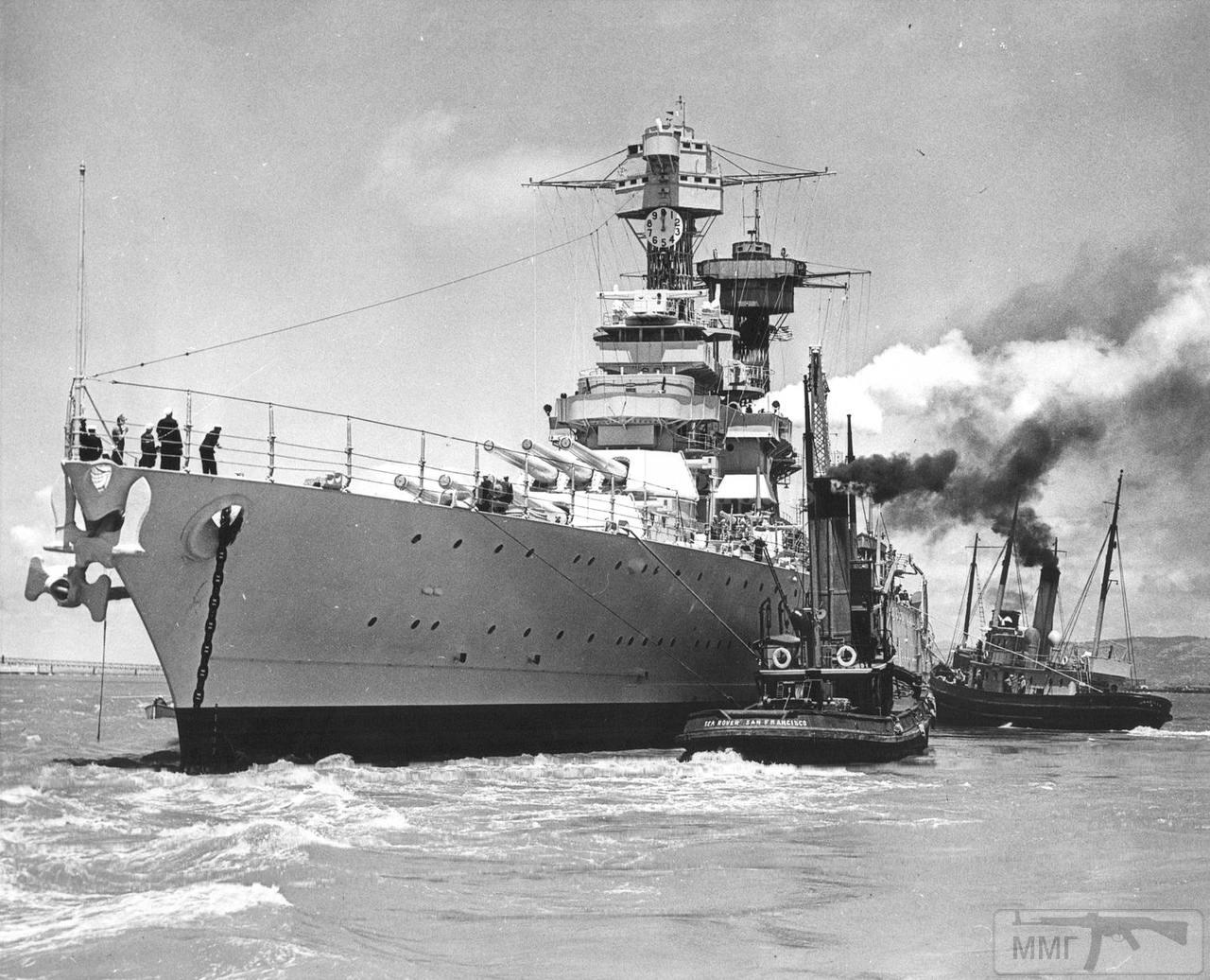 52512 - USS Tennessee (BB-43)