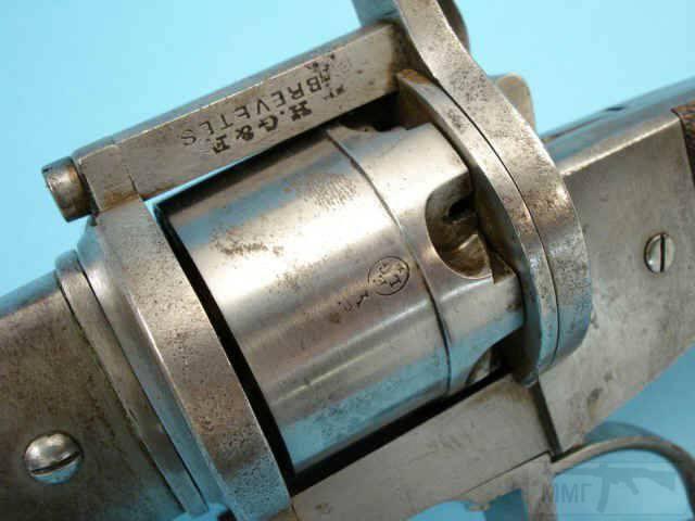 5252 - Шпилечный револьвер — сабля.