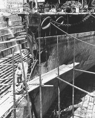 52529 - Броненосцы, дредноуты, линкоры и крейсера Британии
