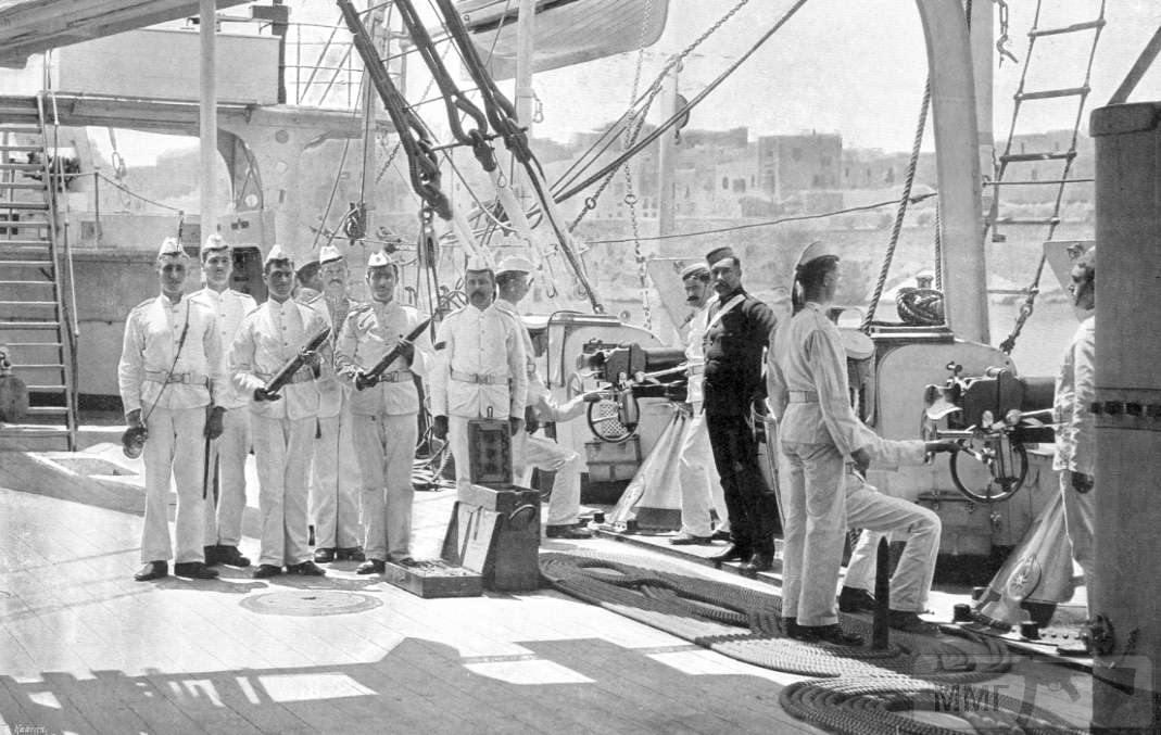 52555 - Броненосцы, дредноуты, линкоры и крейсера Британии