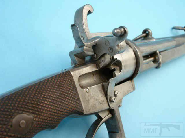 5256 - Шпилечный револьвер — сабля.