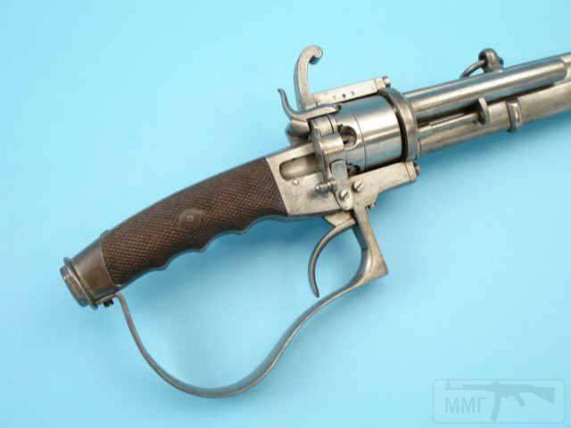 5259 - Шпилечный револьвер — сабля.