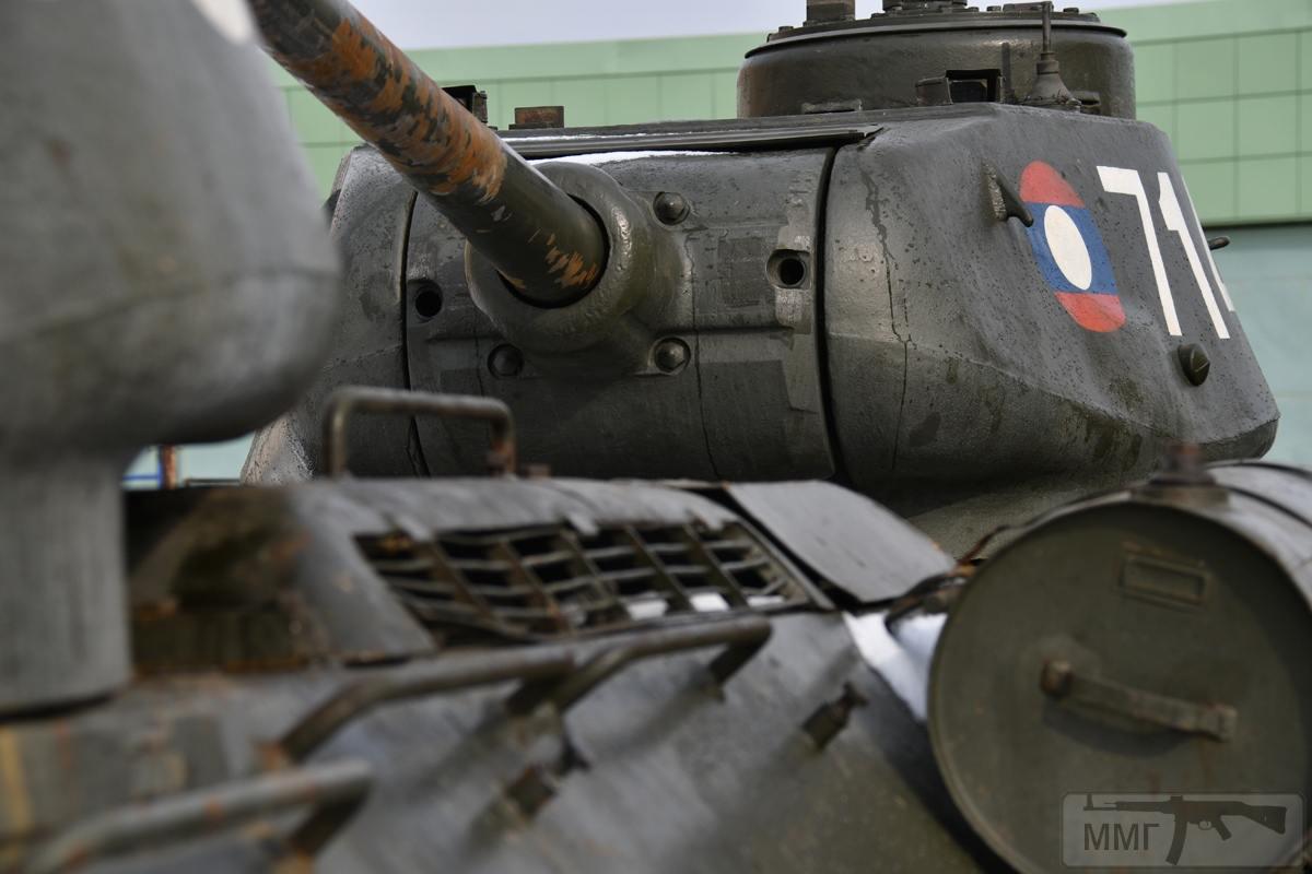 52622 - Послевоенное использование советской бронетехники WW2
