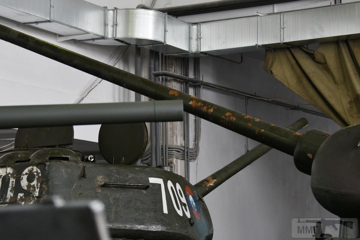 52623 - Послевоенное использование советской бронетехники WW2