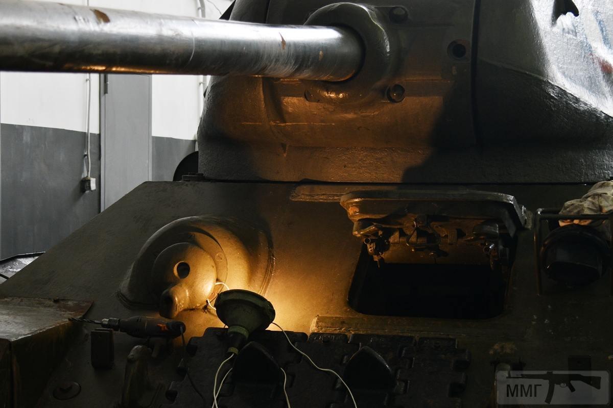 52624 - Послевоенное использование советской бронетехники WW2