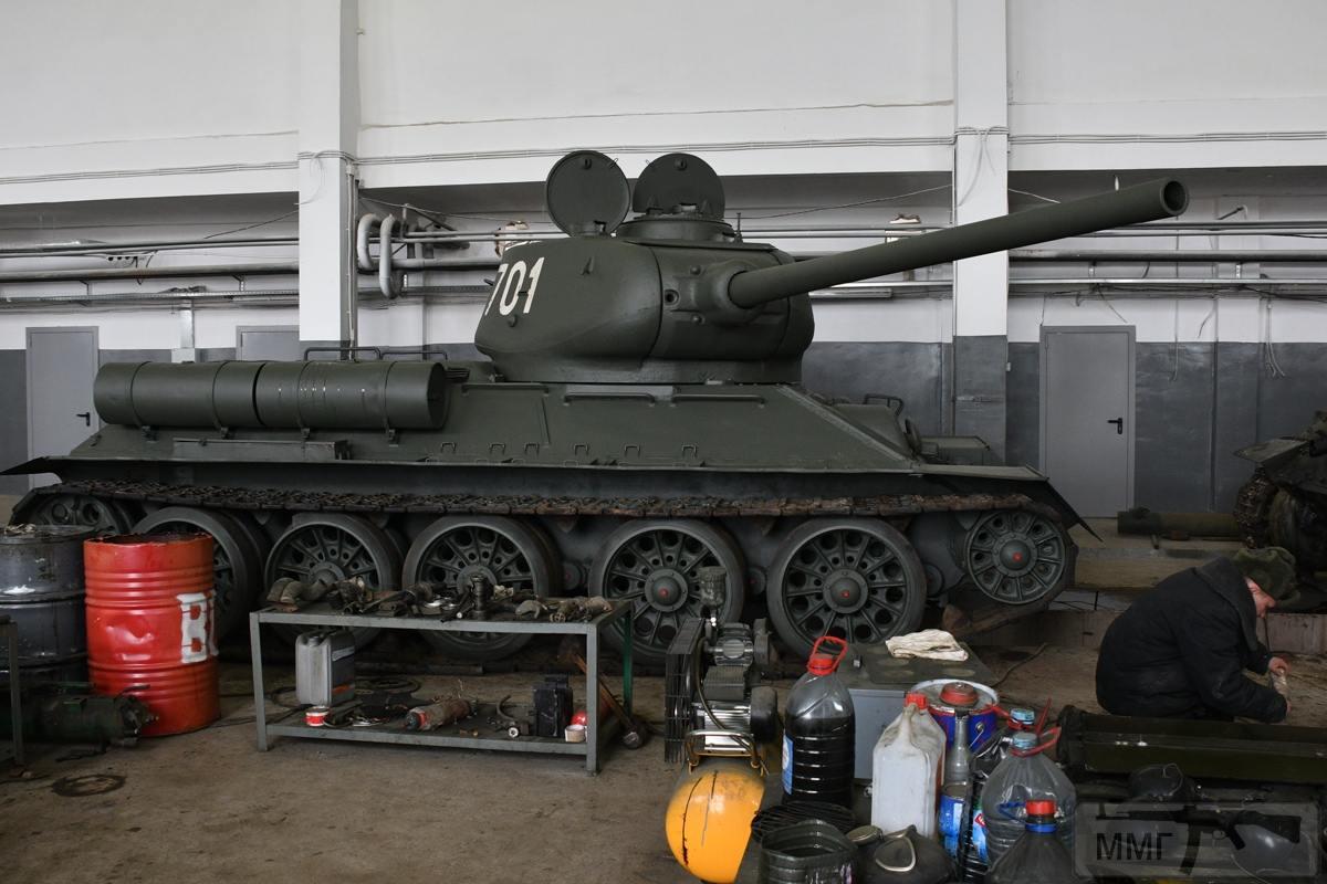 52625 - Послевоенное использование советской бронетехники WW2