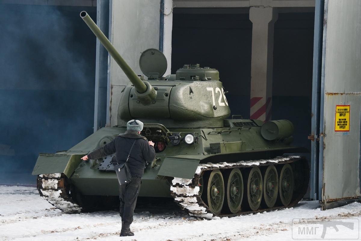 52628 - Послевоенное использование советской бронетехники WW2