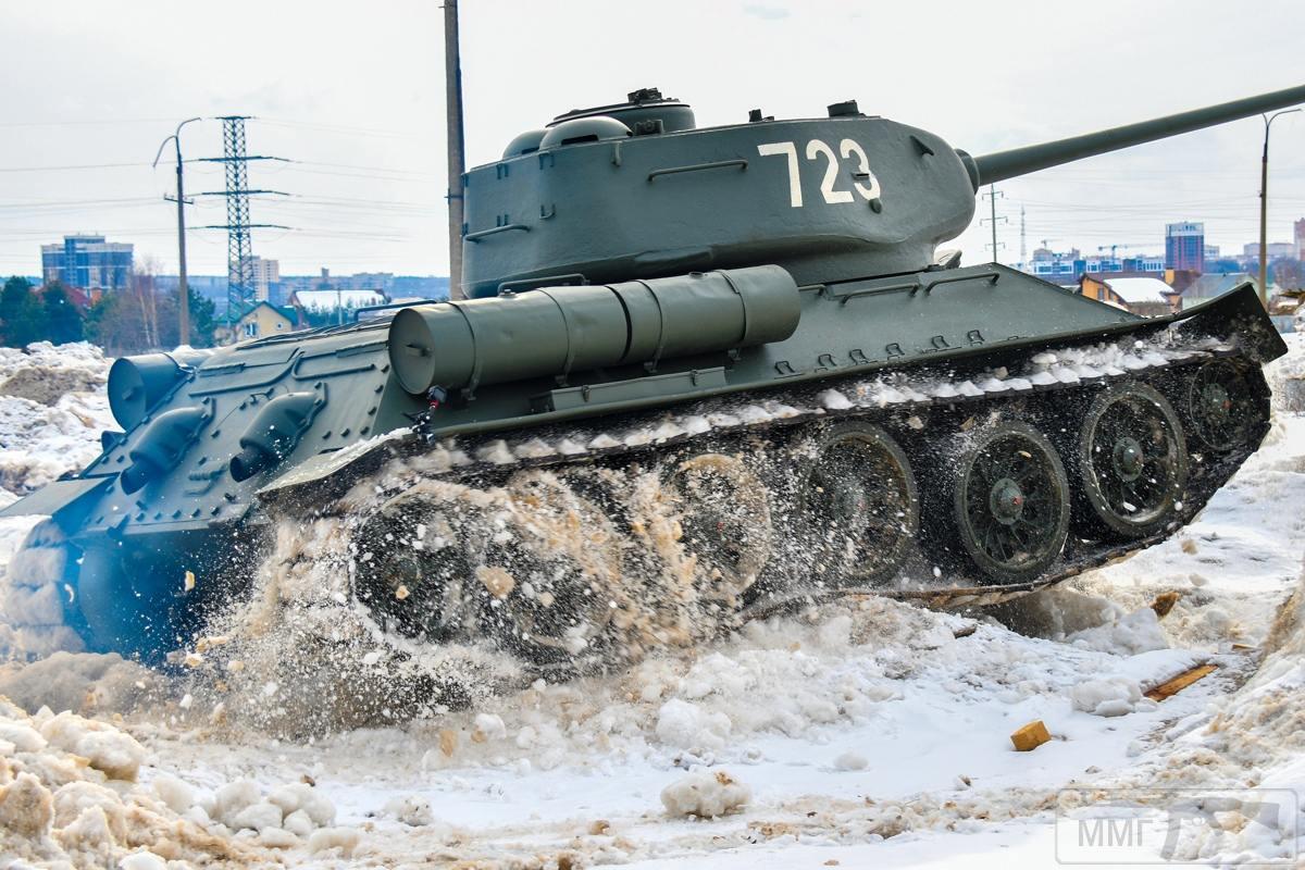 52631 - Послевоенное использование советской бронетехники WW2