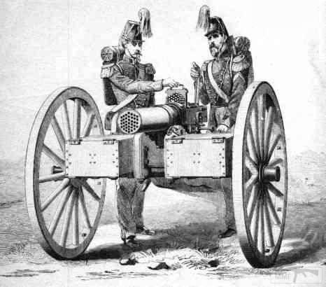 52746 - Пра пра пра пулемёта.