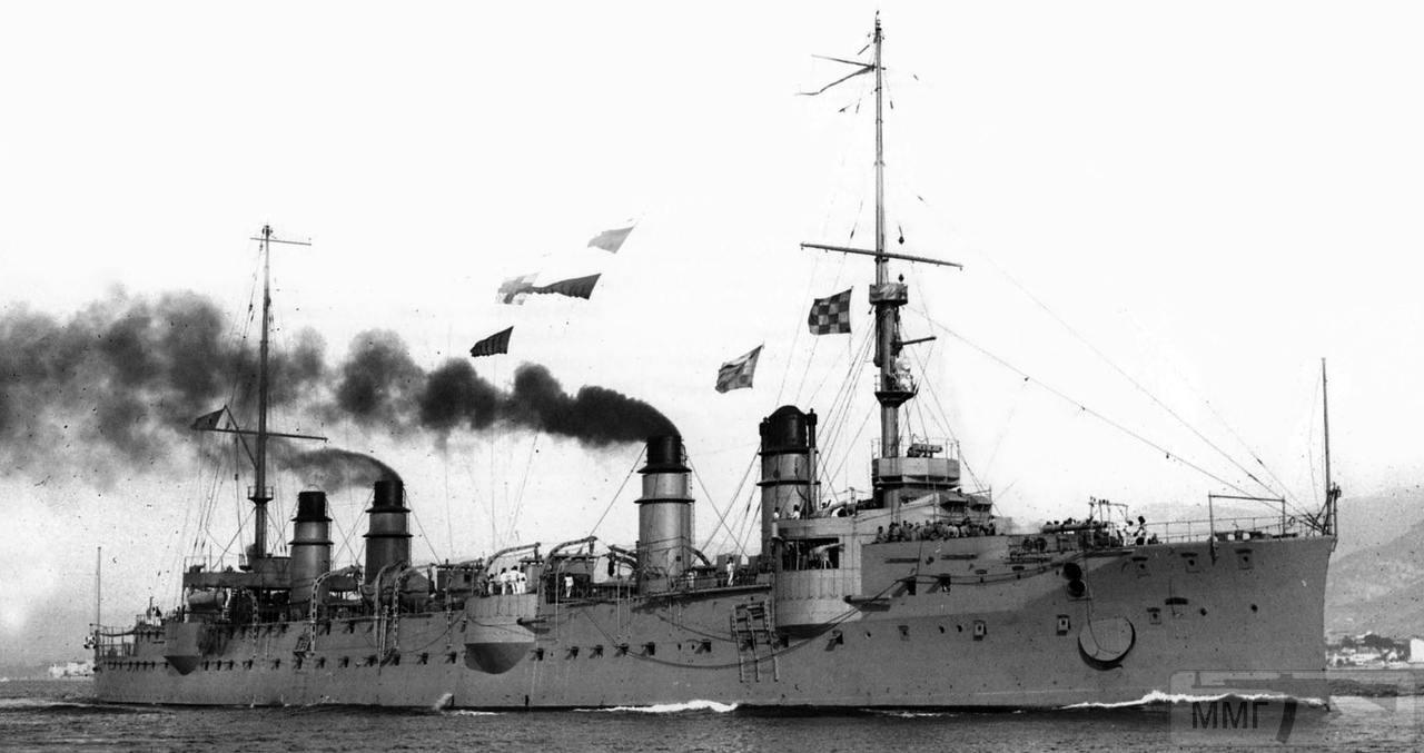52753 - Бронепалубный крейсер Jurien de la Graviere