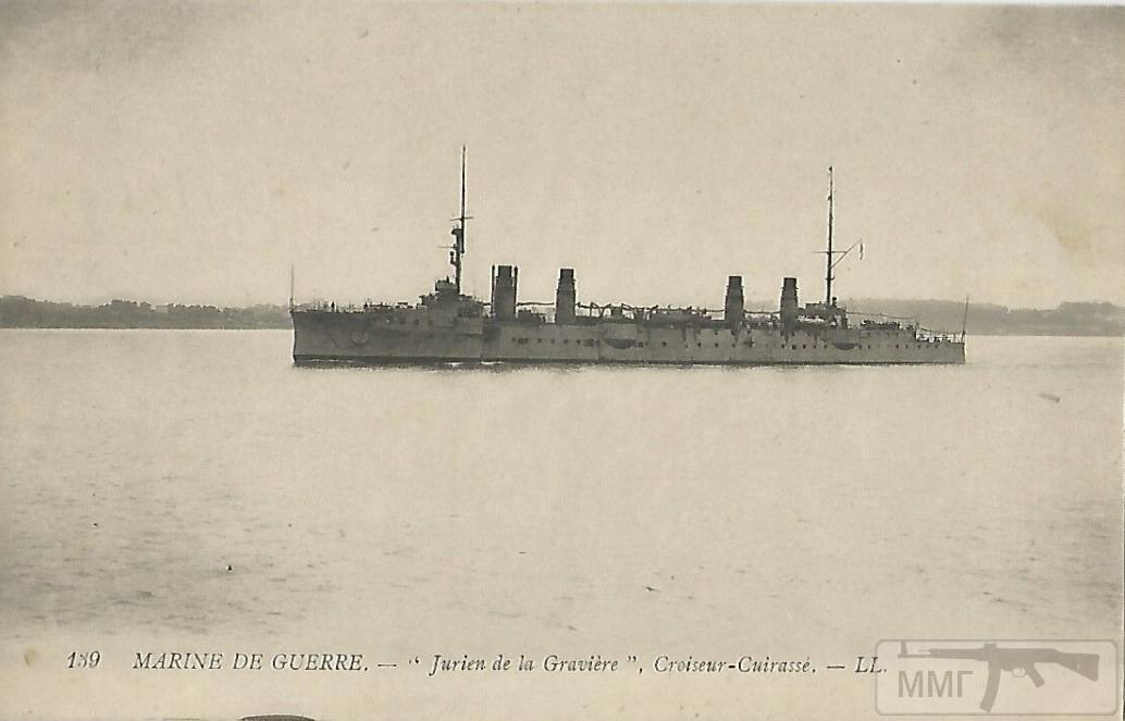 52754 - Бронепалубный крейсер Jurien de la Graviere
