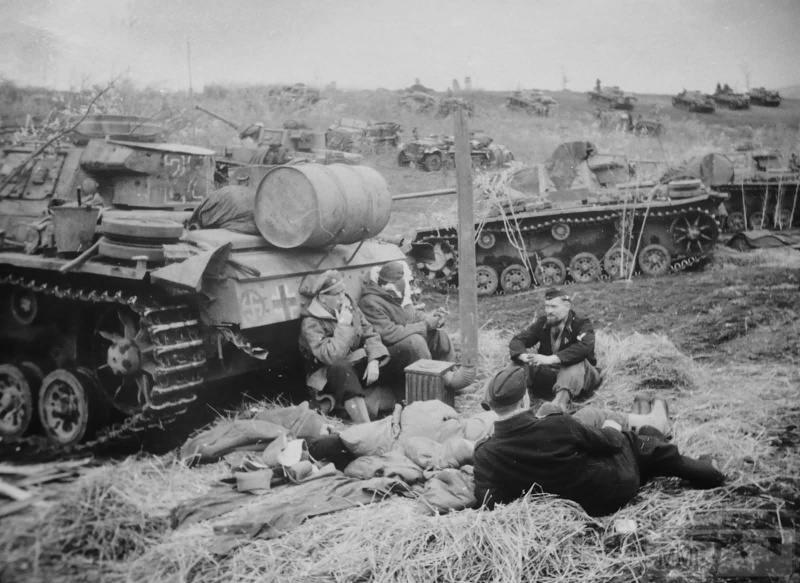 52783 - Военное фото 1941-1945 г.г. Восточный фронт.