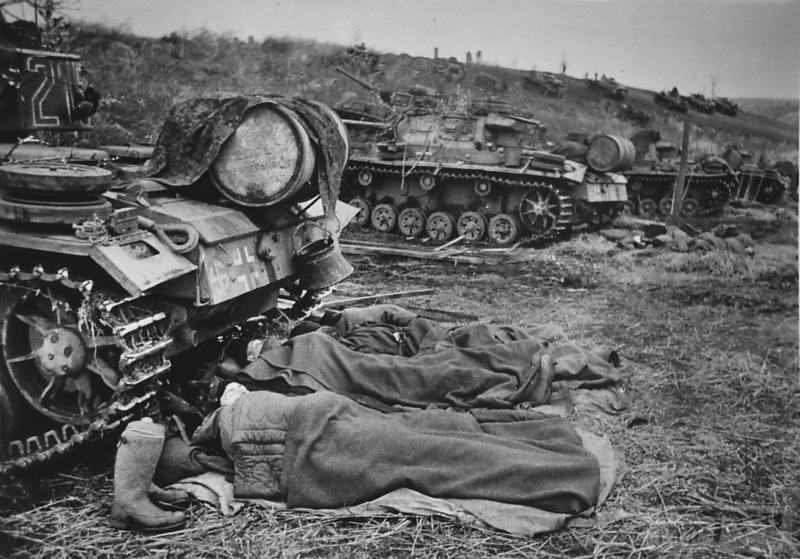 52784 - Военное фото 1941-1945 г.г. Восточный фронт.