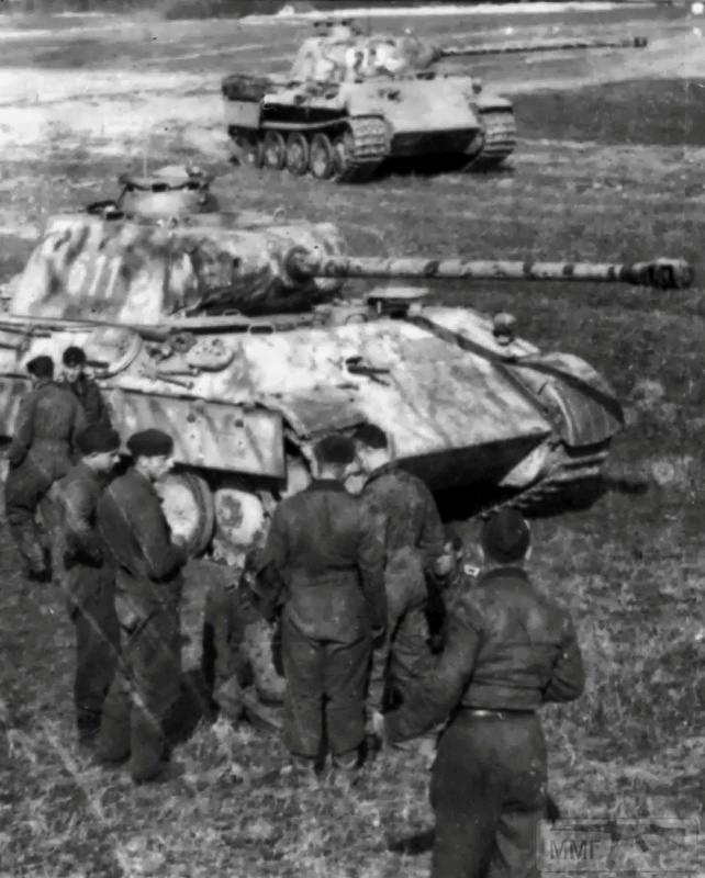 52785 - Военное фото 1941-1945 г.г. Восточный фронт.
