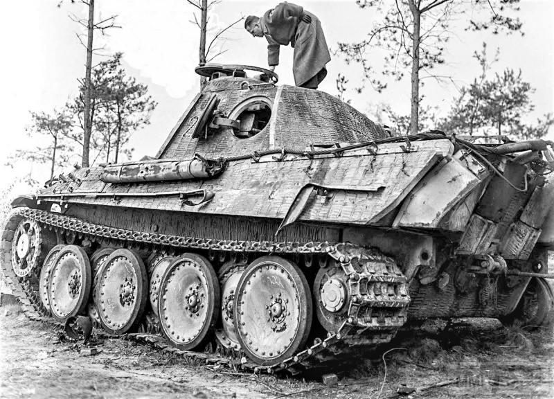 52787 - Военное фото 1939-1945 г.г. Западный фронт и Африка.