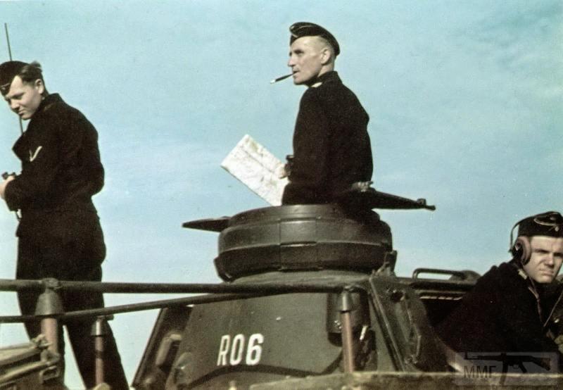 52789 - Военное фото 1941-1945 г.г. Восточный фронт.