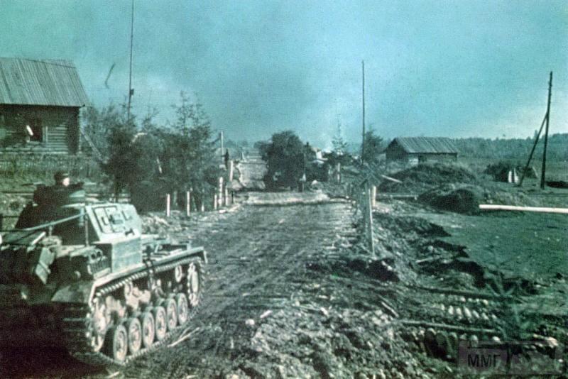 52790 - Военное фото 1941-1945 г.г. Восточный фронт.