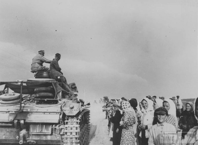 52793 - Военное фото 1941-1945 г.г. Восточный фронт.