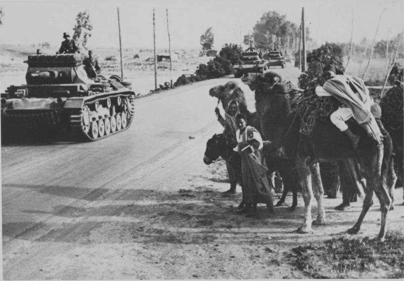 52794 - Военное фото 1939-1945 г.г. Западный фронт и Африка.