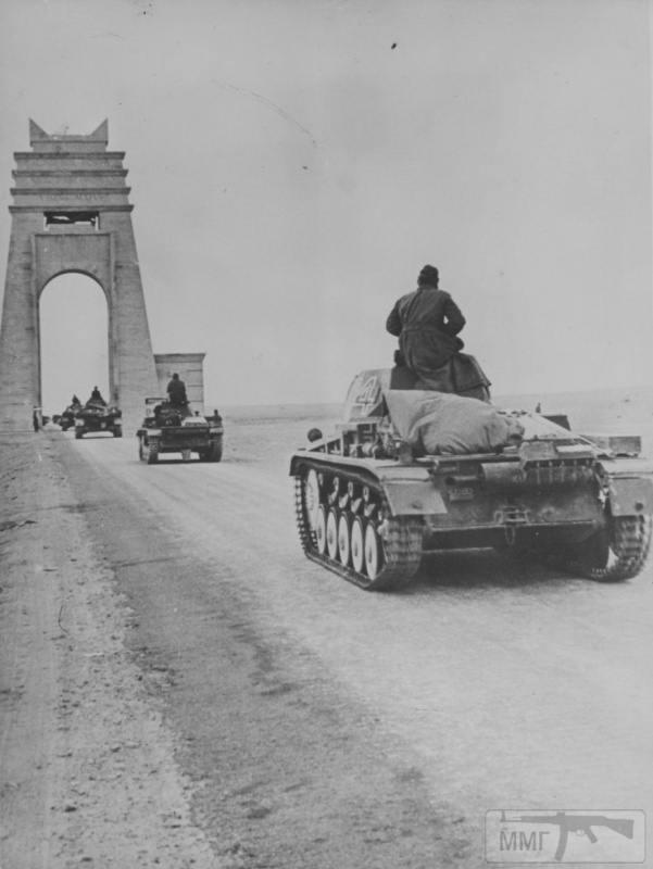 52795 - Военное фото 1939-1945 г.г. Западный фронт и Африка.