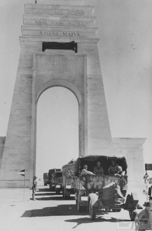52796 - Военное фото 1939-1945 г.г. Западный фронт и Африка.