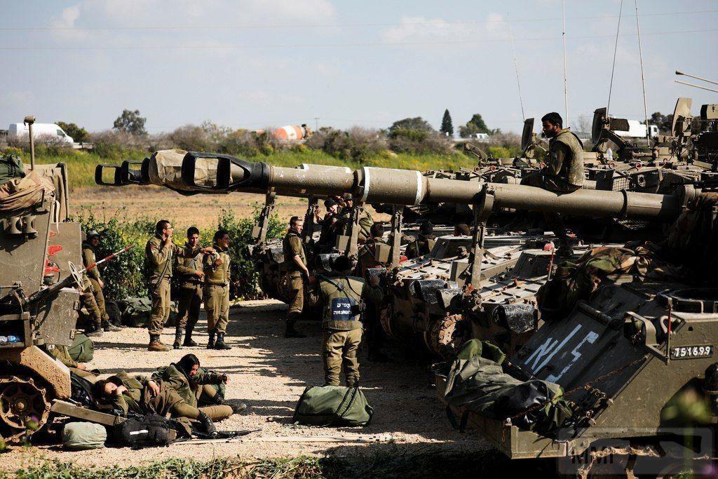 53088 - Израиль VS разные арабы - современность