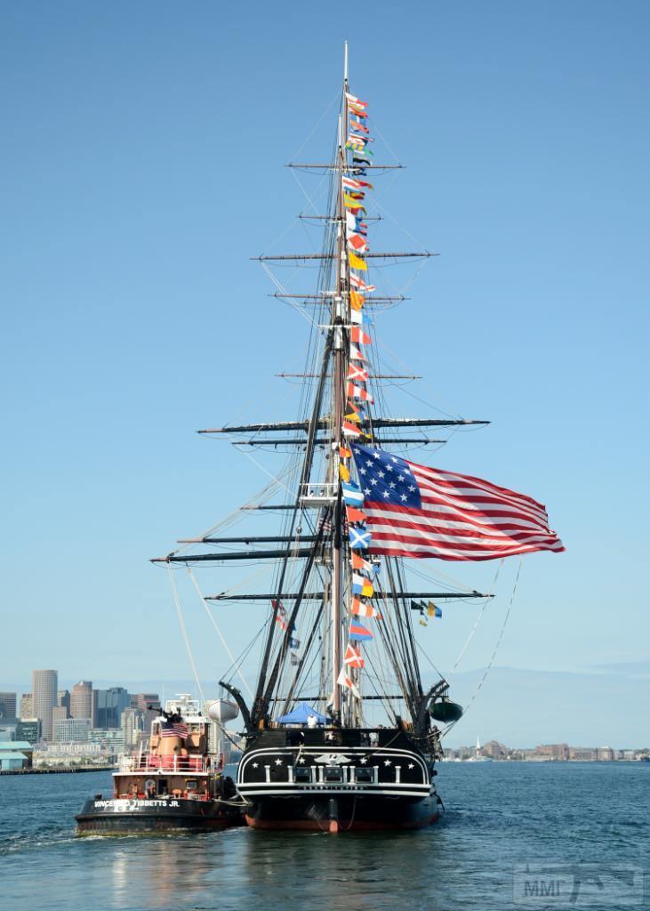 53100 - USS Constitution