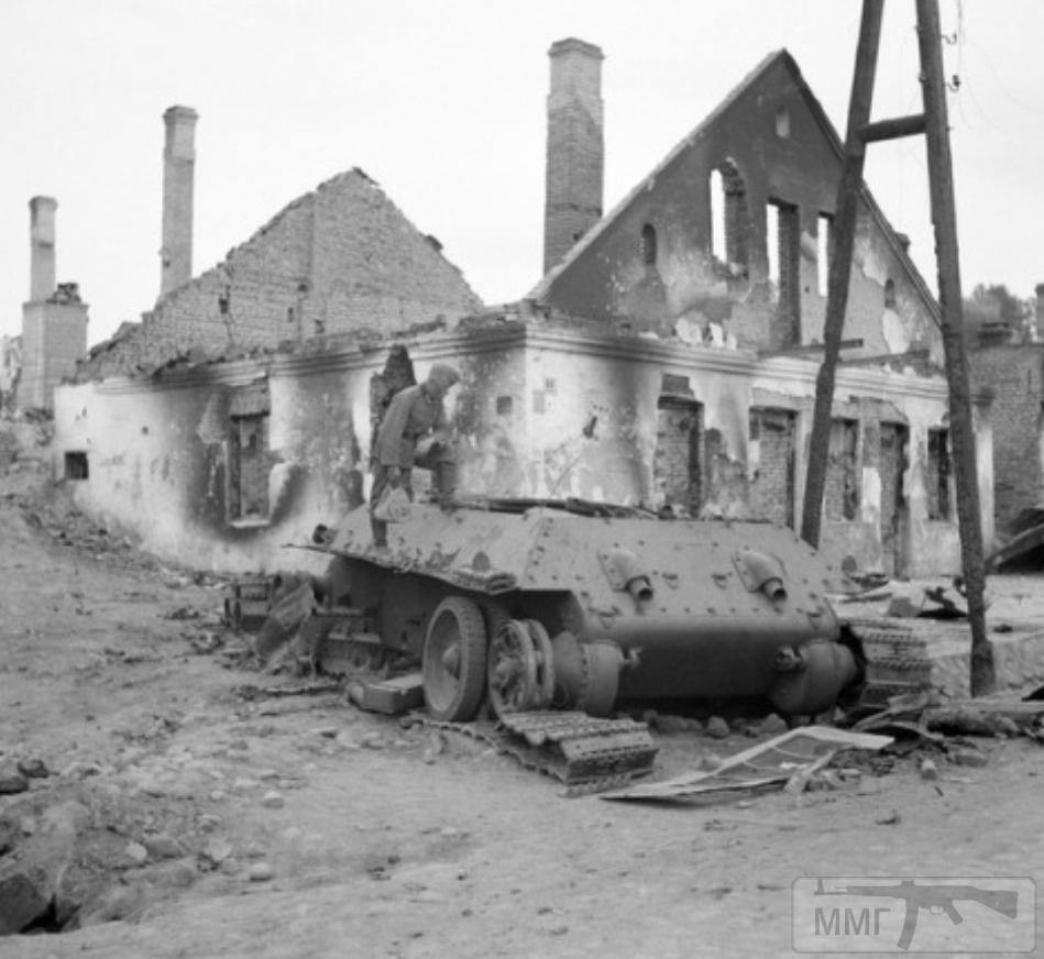 53111 - Военное фото 1941-1945 г.г. Восточный фронт.